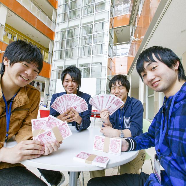 新潟会計ビジネス専門学校 NABIオープンキャンパス4