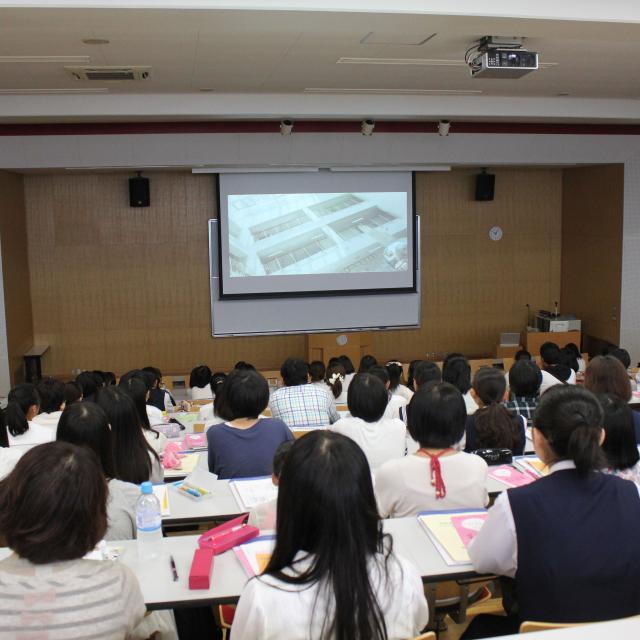 高崎健康福祉大学 【社会福祉学科】夏のオープンキャンパス2