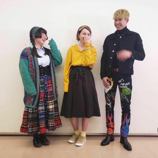 神戸ファッション専門学校 ショートコース(13:00~14:00)3