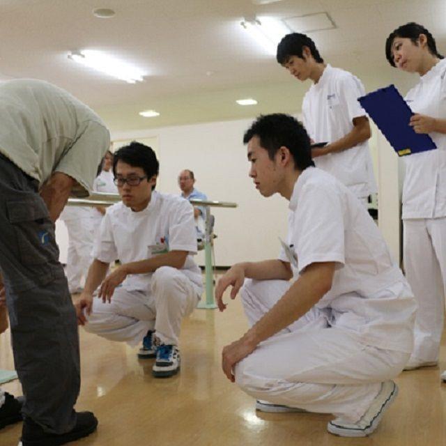 神戸医療福祉専門学校三田校 【義肢装具士科】実習見学会1