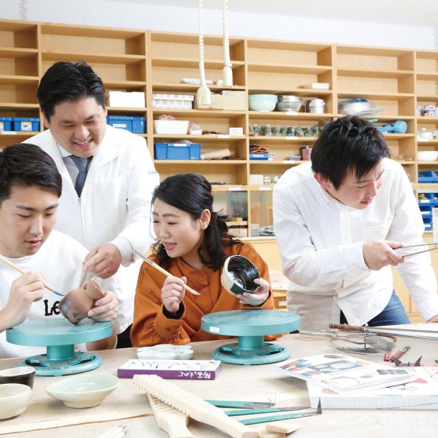 北九州リハビリテーション学院 オープンキャンパス(クリスマス企画 北リハ進学カフェ)3