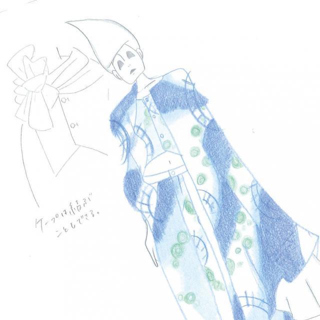 専門学校 九州デザイナー学院 8月の体験入学(ファッション)3