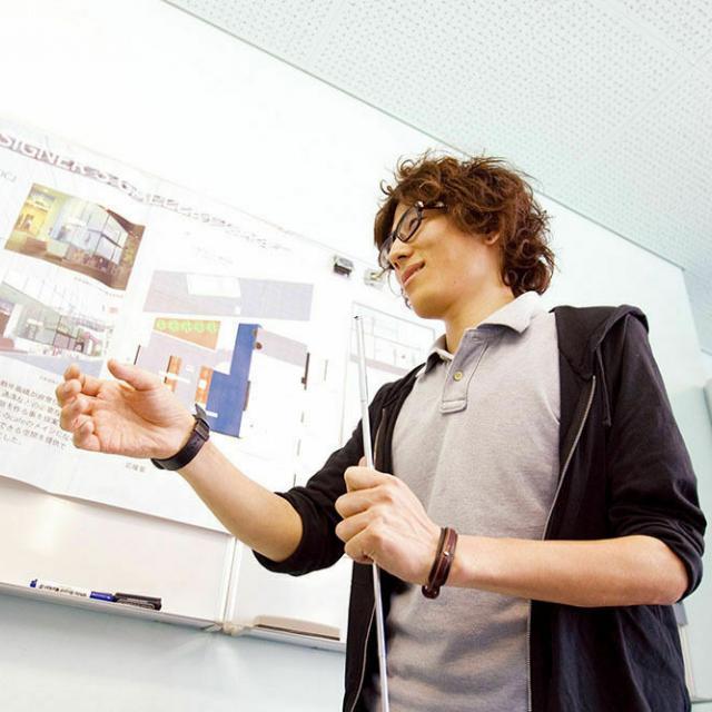大阪デザイナー専門学校 【来校型】はじめてのインテリアデザイン講座3