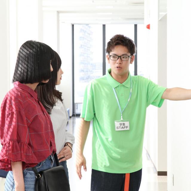 常磐会学園大学 7/29(日)トキガクのオープンキャンパス4