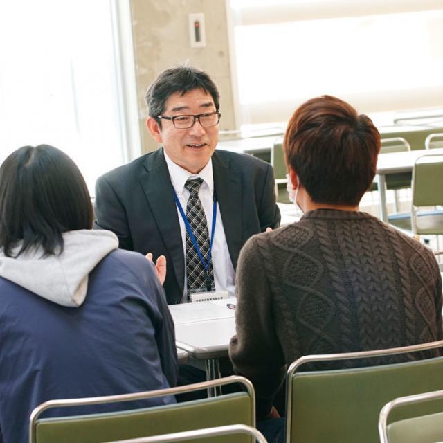 中日本自動車短期大学 相談OK!イベント一体型オープンキャンパス開催!1