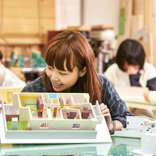町田デザイン&建築専門学校 【建築設計科】体験スクール&学校説明会20223