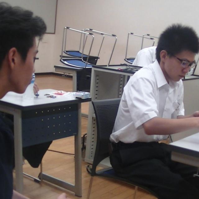 高崎自動車整備大学校 モーターはどう回っているの?2