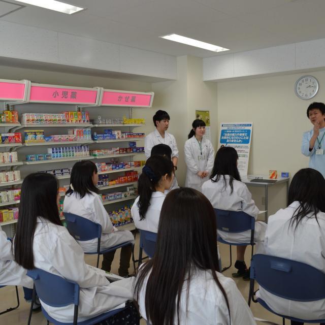 北海道医薬専門学校 オープンキャンパス(薬業・医療事務・保育学科 半日タイプ)2