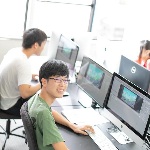 日本ビジネス公務員専門学校 【長岡でプログラマに!】オープンキャンパスへGO★3