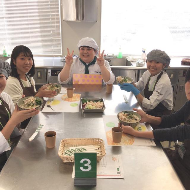 辻学園栄養専門学校 ★中国・四国発!無料送迎バスでのオープンキャンパス★4