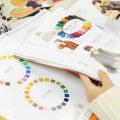 大阪ビジネスカレッジ専門学校 パーソナルカラー体験で自分に似合うカラーを知ろう!