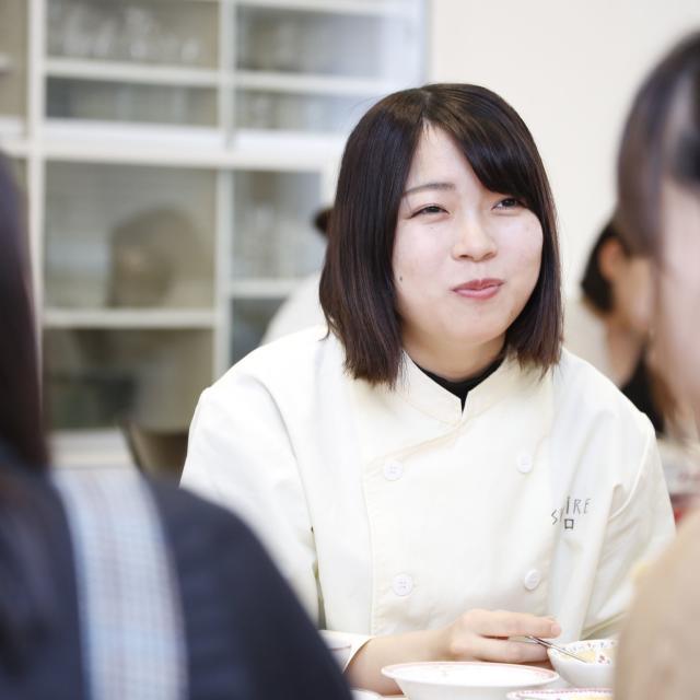 滋賀短期大学 食健康コース(栄養士養成課程)オープンキャンパス2