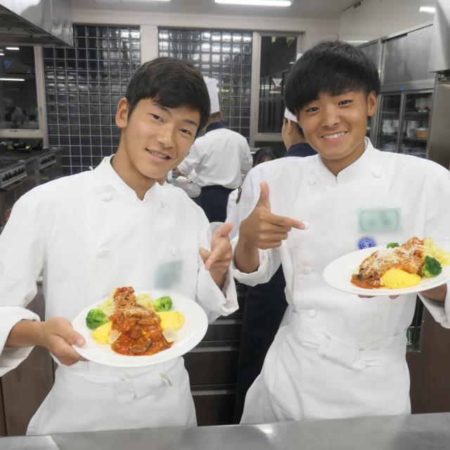 横浜調理師専門学校 夏休みも終盤だけどオープンキャンパス!2