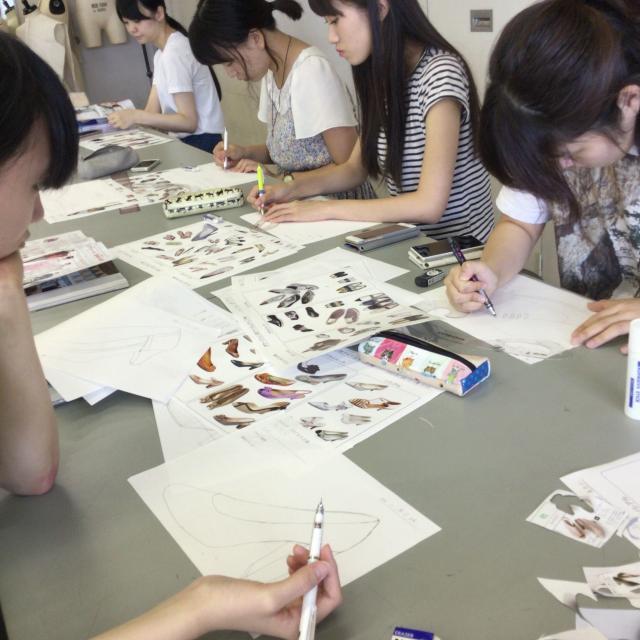 神戸ファッション専門学校 1/18 初めてのファッションビジネス2
