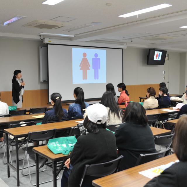 杉野服飾大学 2020オープンキャンパス3