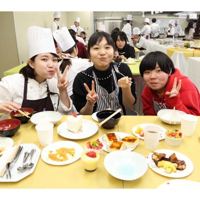 経専調理製菓専門学校 一日たっぷり体験!オープンキャンパス♪4