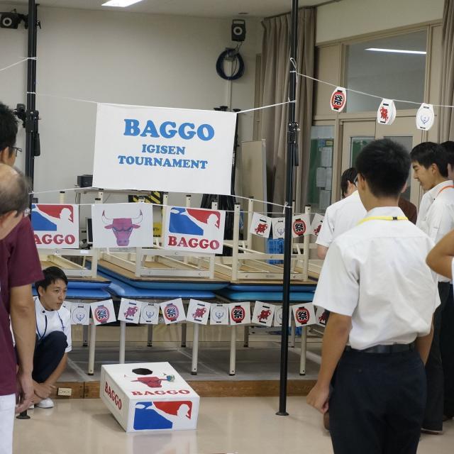 長崎医療技術専門学校 第5回オープンキャンパス(医技専まつり)1