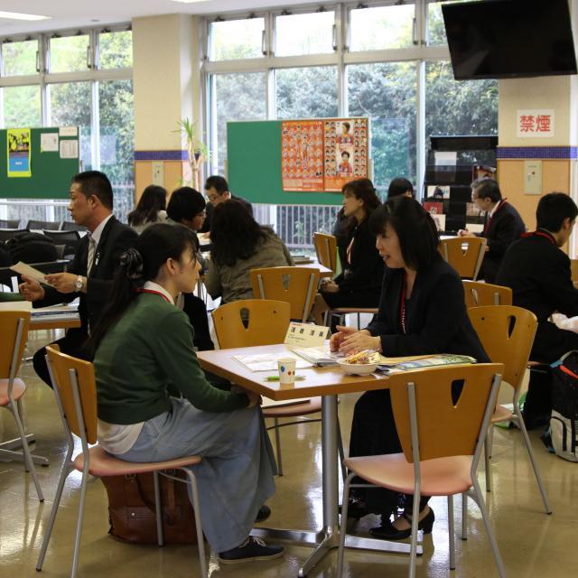 武蔵丘短期大学 春のオープンキャンパス3