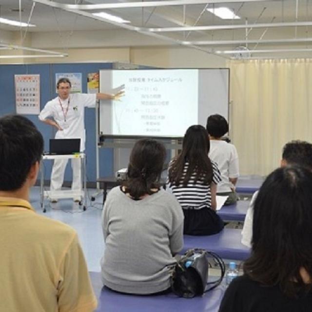 京都仏眼鍼灸理療専門学校 夜間オープンキャンパス(臨床実習患者体験付)1