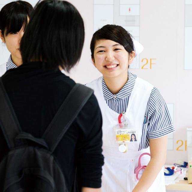 専門学校 麻生看護大学校 【看護師を目指しているあなたへ】オープンキャンパス開催1