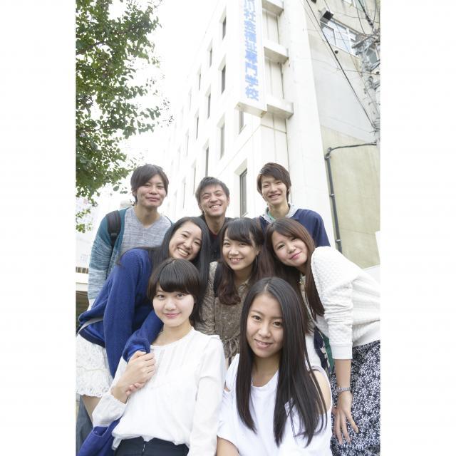 神奈川社会福祉専門学校 食べる事を科学する1