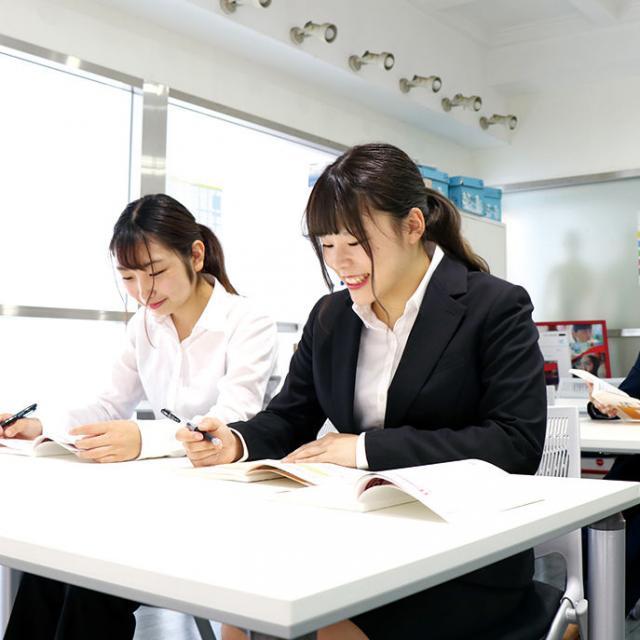 専門学校 九州スクール・オブ・ビジネス 12月の体験入学(総合ビジネス)2