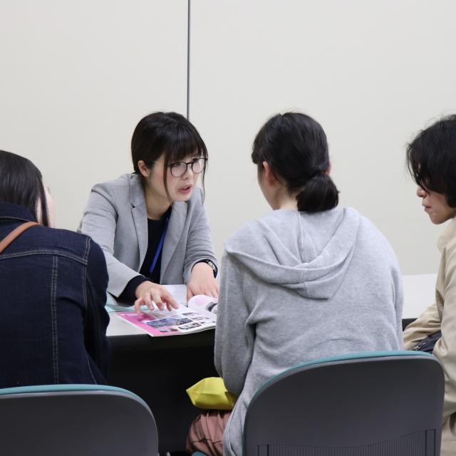 東京福祉大学短期大学部 伊勢崎キャンパス 大学・入試説明会2