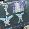 総合学園ヒューマンアカデミー秋葉原校 3DCGでキャラクターを作ろう!
