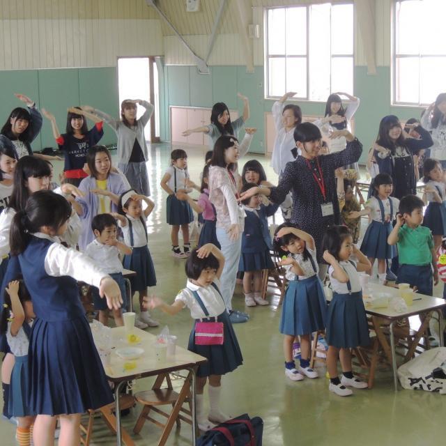 名古屋文化学園保育専門学校 こどもが好きなあなたへ!オープンキャンパス開催☆2