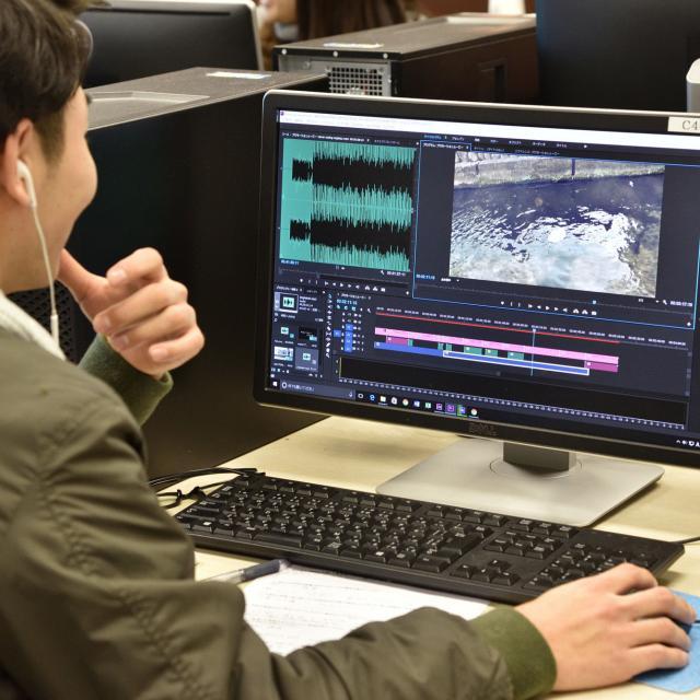 アルスコンピュータ専門学校 【高校2年生向け】職業理解の為の学校見学会1