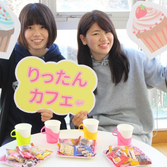 ☆りったんカフェ☆(ミニOC)で在校生とのおしゃべり