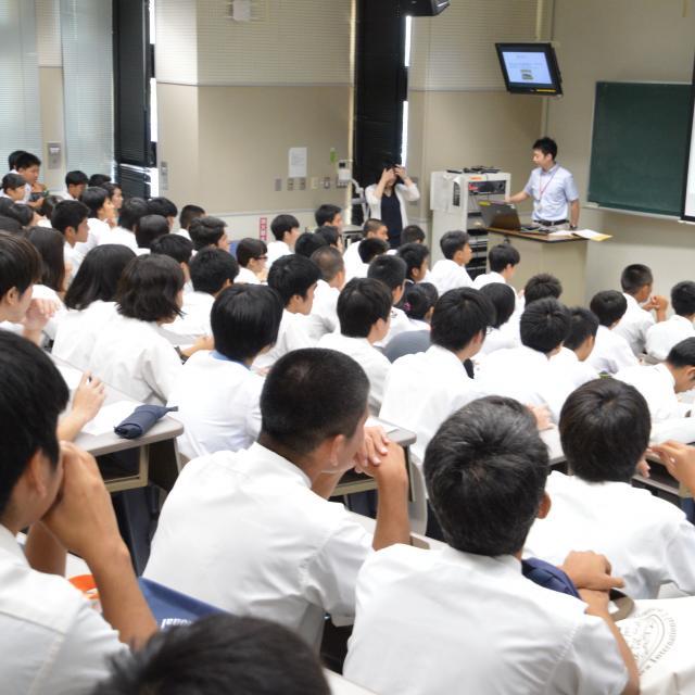 沖縄国際大学 2019春のオープンキャンパス2