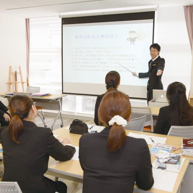 専門学校 九州スクール・オブ・ビジネス 12月の体験入学(総合ビジネス)4