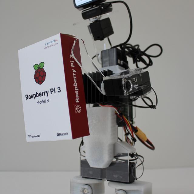 日本工科大学校 【ロボットエンジニア】AI・ロボット工学科1