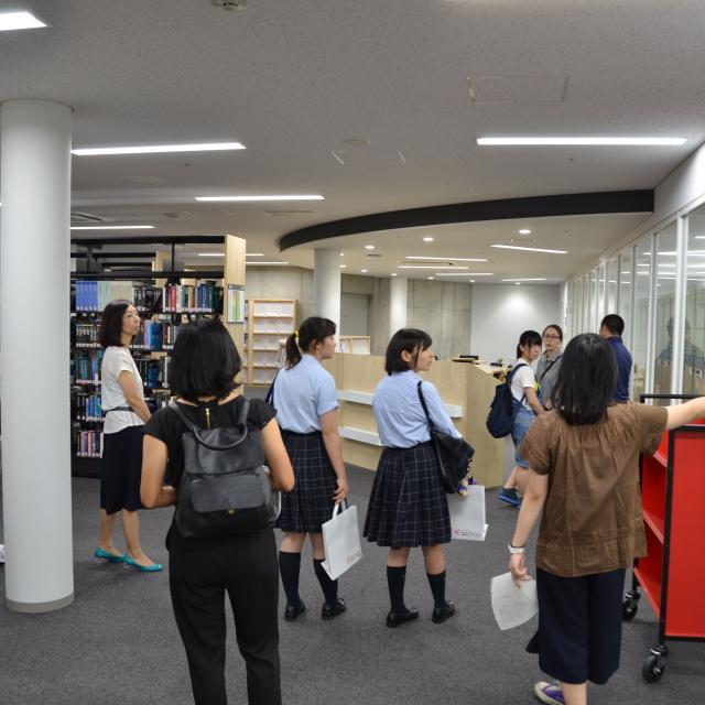 日本大学 ●危機管理学部・スポーツ科学部●7月オープンキャンパス2