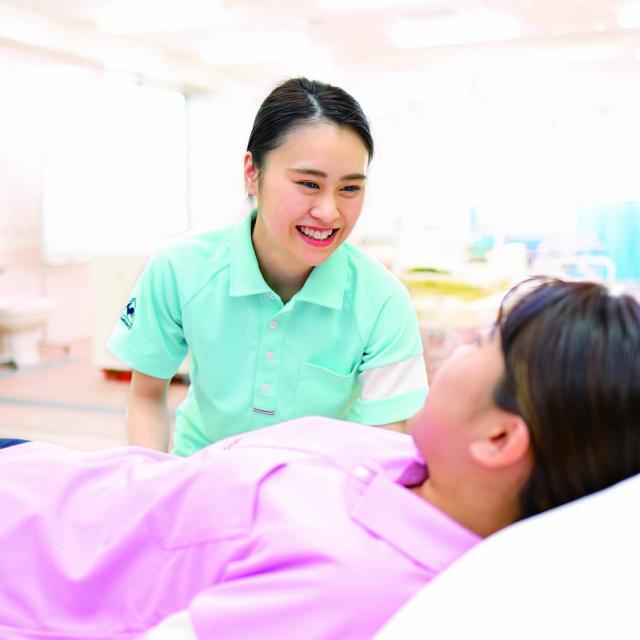 あいち福祉医療専門学校 10テーマで 楽しみながら元気になろう! ~介護福祉コース~1