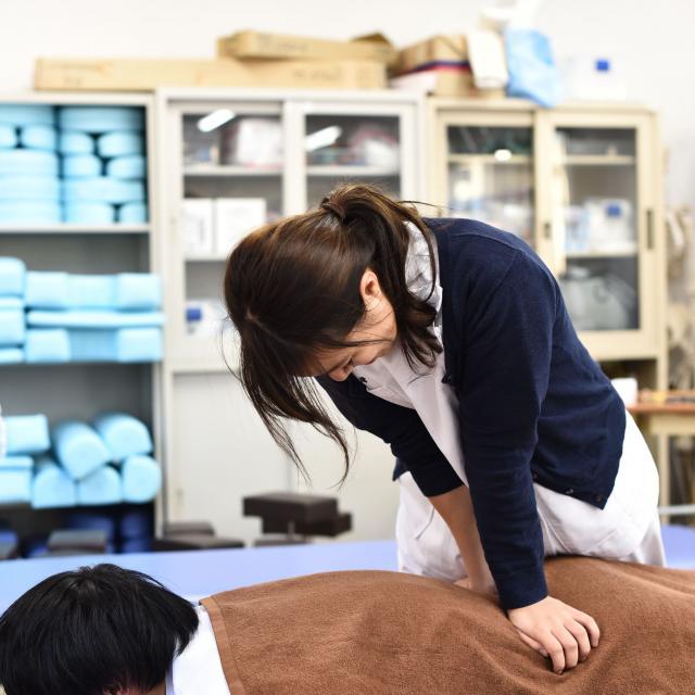 アルファ医療福祉専門学校 柔道整復学科 オープンキャンパス3