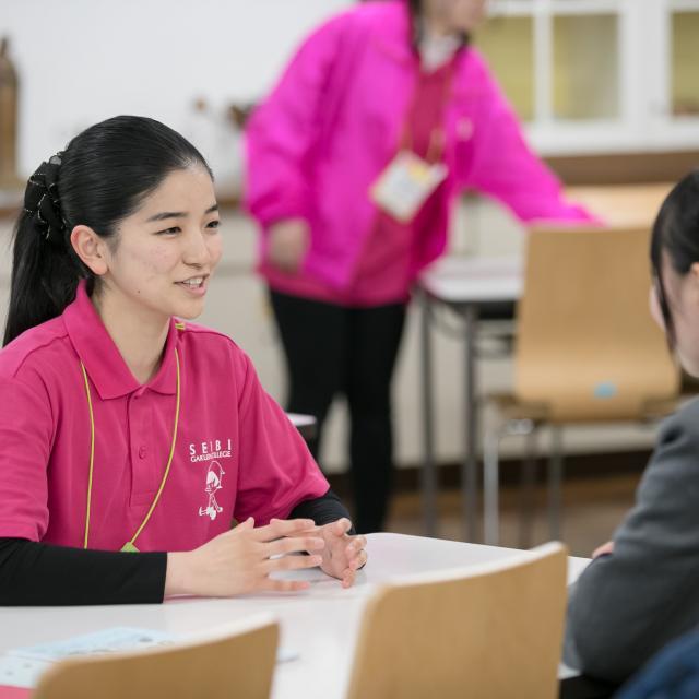 星美学園短期大学 保育の星美☆7/18(土)夏のオープンキャンパス4