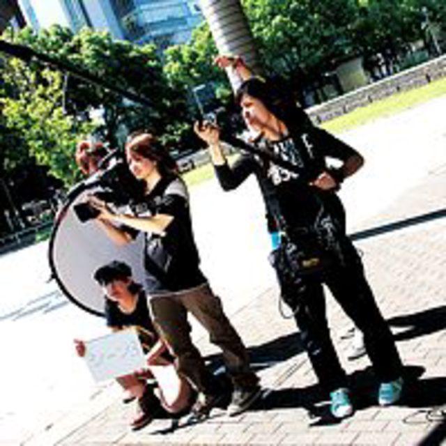 専門学校 名古屋ビジュアルアーツ 【映像学科】テレビ番組・映画・MVの撮影や編集が体験できる!2