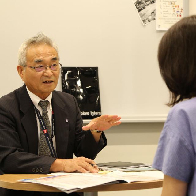 東京国際大学 TIU 受験相談会2