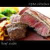 愛知調理専門学校 牛肉のステーキ♪ホクホクじゃが芋のマッシュポテト添え