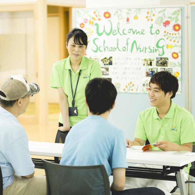 姫路獨協大学 第3回 オープンキャンパス1
