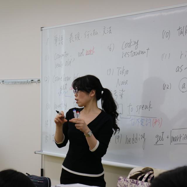 日本外国語専門学校 英検対策セミナー(3級・準2級・2級・準1級/1次&2次)2