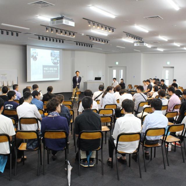帝京大学 オープンキャンパス2019【八王子キャンパス】3