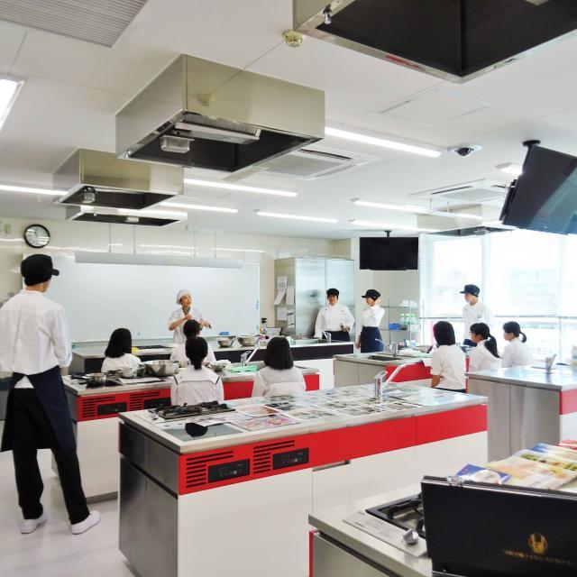 オープンキャンパス(栄養士科)