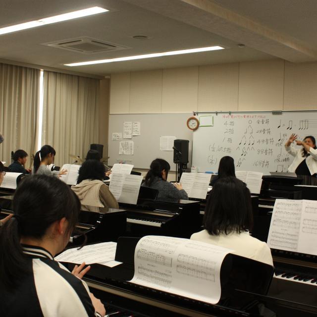 びわこ学院大学短期大学部 春のオープンキャンパス20193