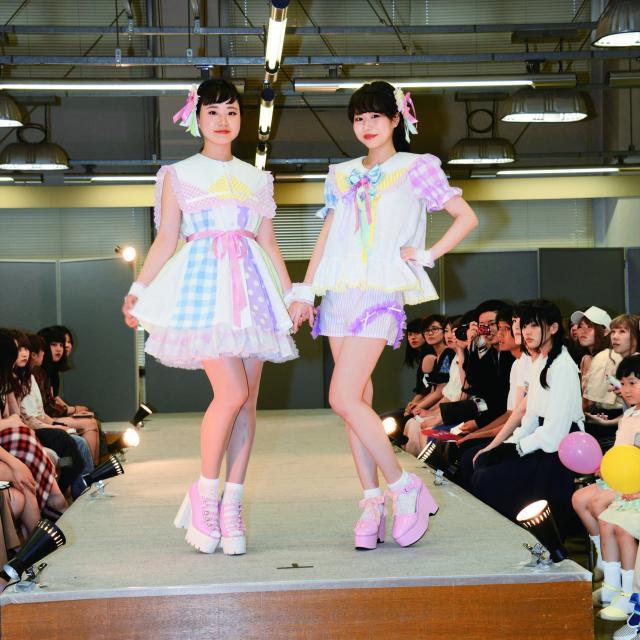 名古屋ファッション専門学校 7月  オープンキャンパス『体験入学』1