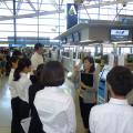 【エアライン・観光業界を目指す方へ】 伊丹空港見学会
