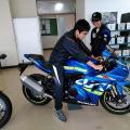 阪神自動車航空鉄道専門学校 バイクのプロによるバイク好きのためのオープンキャンパス!