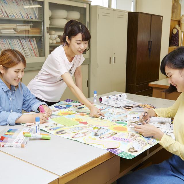 昭和学院短期大学 SHOW CAMPUS 【ヘルスケア栄養学科】1